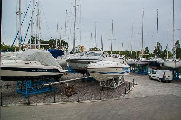 Marina Timavo cantiere nautico Trieste
