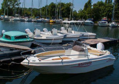 Marina Timavo noleggio barche Sistiana Trieste