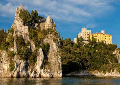 Marina Timavo noleggio barche Trieste