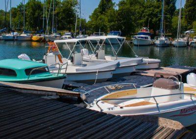 Marina Timavo noleggio barche senza patente