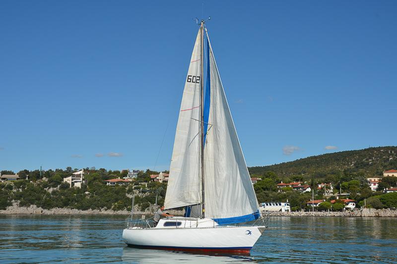 noleggio barche a vela trieste Marina Timavo
