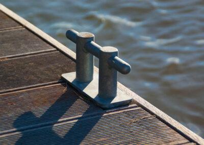pontili nuovi a Trieste Marina Timavo